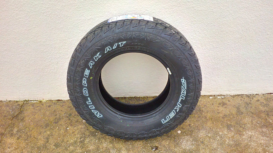 Falken Wildpeak All Terrain Tyre
