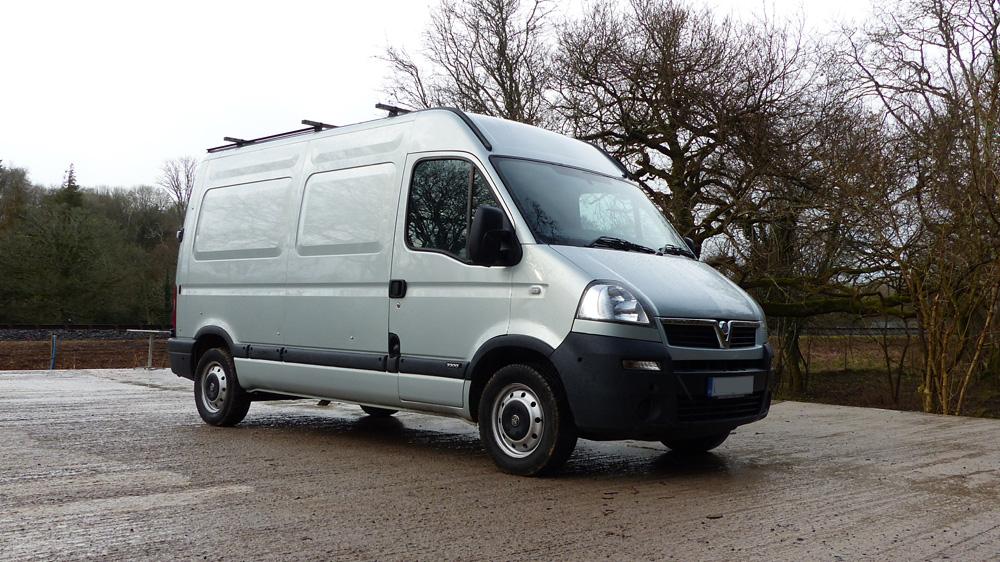 Vauxhall Movano MWB Hi-Top