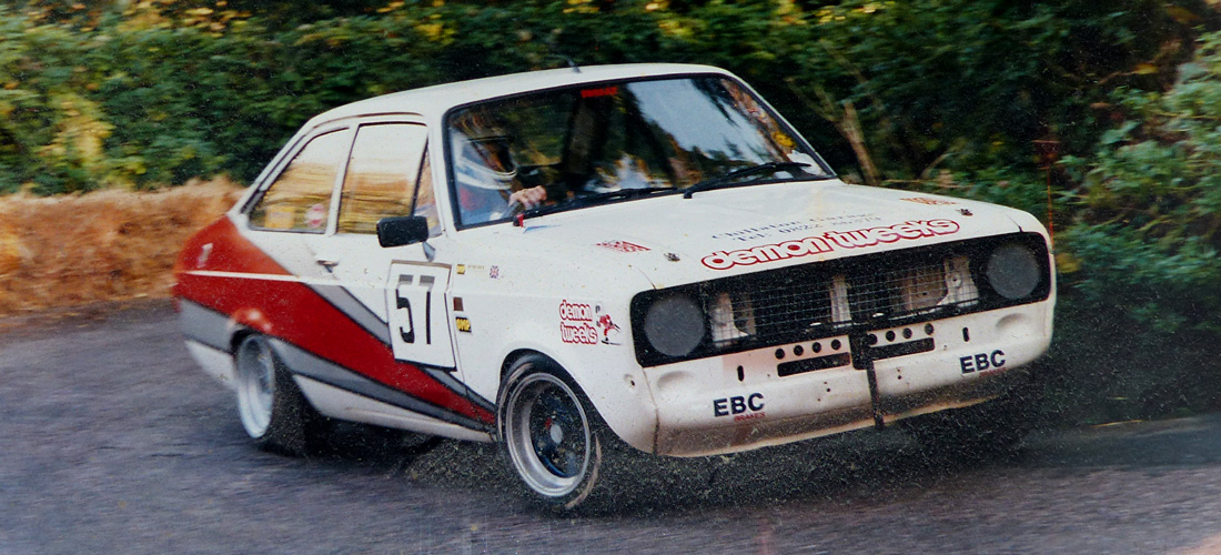 Memories of Oddicombe Speed Hillclimb, Torquay